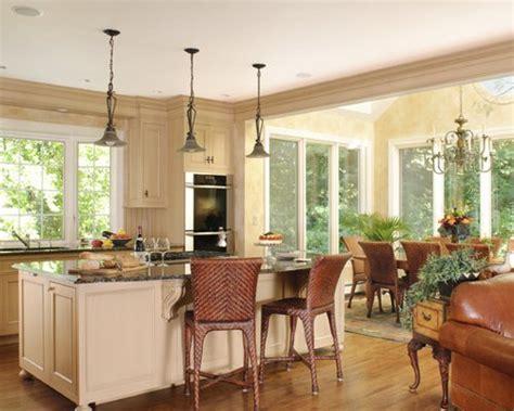 kitchen sunroom home design ideas pictures remodel  decor