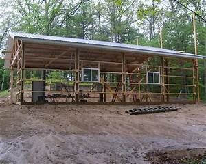 pole barn building supplies neks With barn building supplies