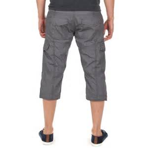 Men's Long Cargo Shorts