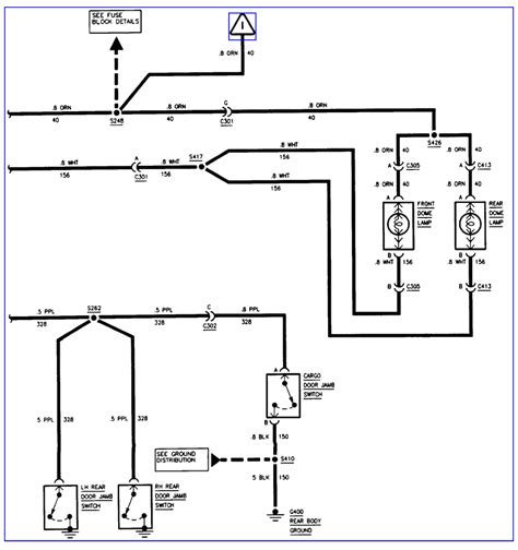 car wiring interior lights wiring diagram 95 diagrams