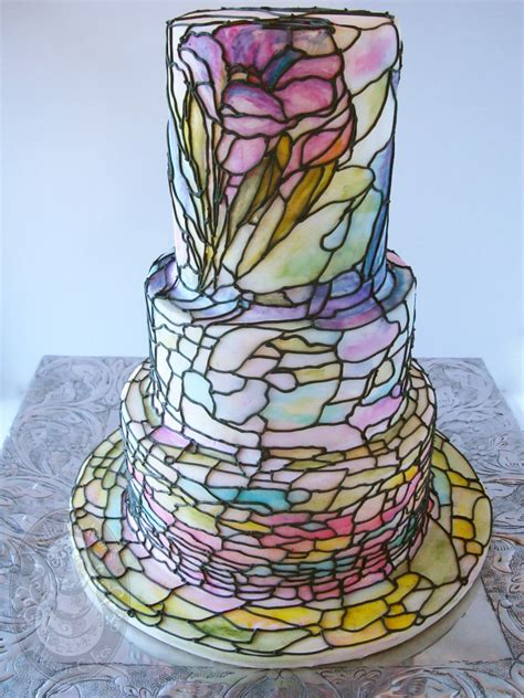 glass cake decoration cake decorating classes learn how to create stained
