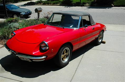For Sale 1969 Alfa Romeo 1750 Roundtail