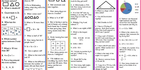 ks1 and ks2 mixed mental maths taster classroom secrets