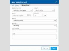 How do I update my appointment schedule? – Knowledge Base