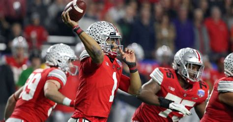 'It's easy to rally around him': Ohio State QB Justin ...