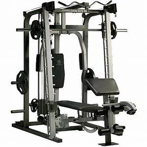 Gold's Gym Platinum Home Gym   Exercise & fitness Home ...