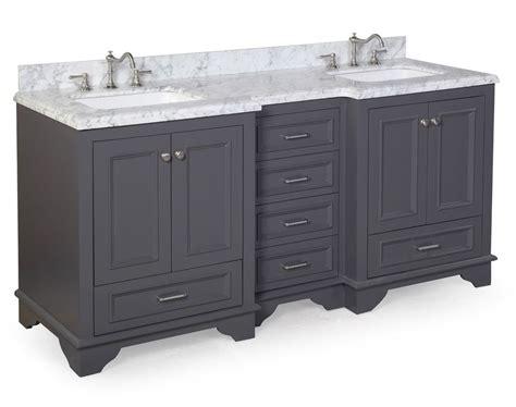 72 double sink vanity marble top 72 quot luxury gray double sink bathroom vanity w carrara