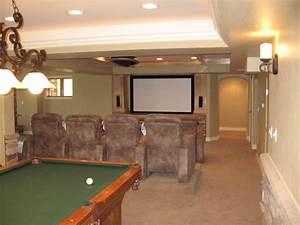 Finished basement ideas basement design basement for Outstanding small basement finishing ideas