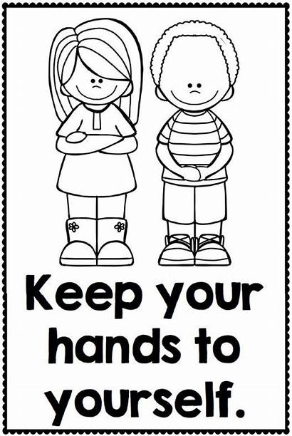 Manners Classroom Social Skills Rules Posters Expectations