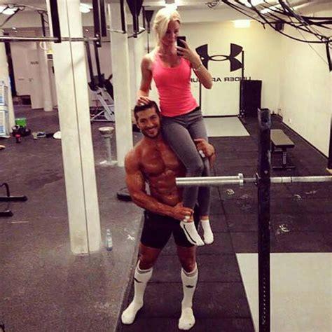 muscletransform  hot fit couples  train