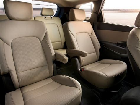 Suvs With Captain Chairs 2015 by 10 Suvs With Second Row Captain S Chairs Autobytel