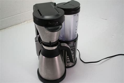 I love this machine so much, and the cold brew is amazing. Ninja CF080Z Hot & Cold Coffee Maker with 4 Brew Sizes 43oz Jar Black & Silver | eBay