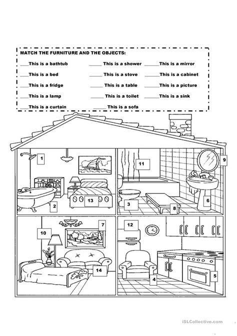 728 free esl home worksheets