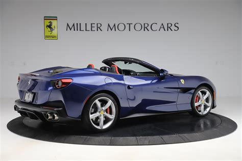 Rosso this is also true of the ferrari portofino. Pre-Owned 2019 Ferrari Portofino For Sale () | Miller ...