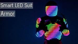 Led Screen Suit All Sorts Of Effects  Controlling Each Led Through The Madrix  H21