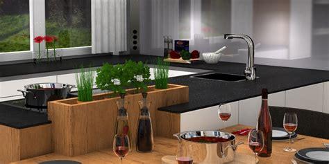 Der Kräutergarten In Der Küche
