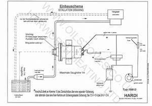 Hardi 12v Electric Fuel Pump 14412