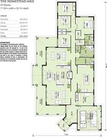 Design Home Plans Homestead Mkii Home Design Tullipan Homes