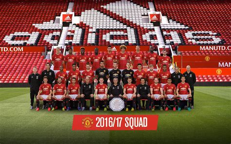 Manchester United 2017 HD Wallpapers - Wallpaper Cave