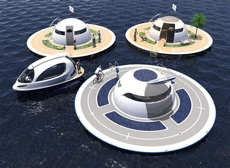Floating Boat House Ufo by The Ufo Unidentified Floating Object Wordlesstech