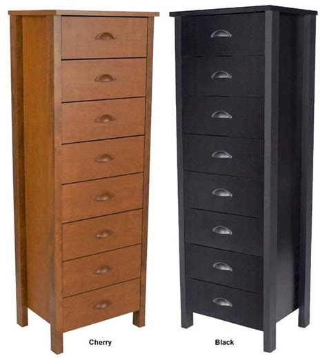 Dresser Chest by Nouvelle 8 Drawer Dresser Chest 5 Colors New Ebay