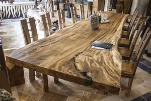 Baumstamm Als Tisch : esstisch aus einem baumstamm home tisch m bel holzm bel ~ Watch28wear.com Haus und Dekorationen
