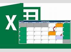 Calendário 2019 no Excel 10