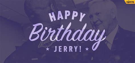 mrclutch turns  today happy birthday jerry nba