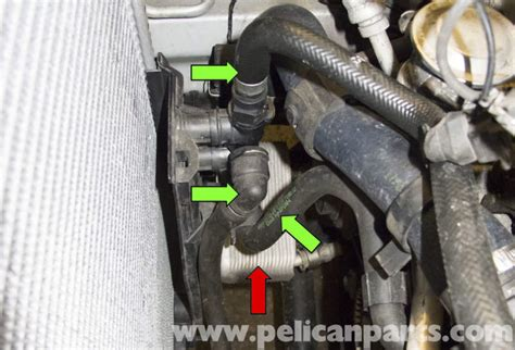 bmw  transmission cooler  thermostat replacement