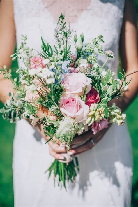 country garden wedding flowers flower