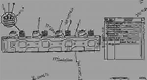 2p6274 Cylinder Head Group Cylinder Head Group