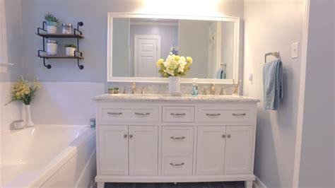 diy master bathroom reno   fraction    pros