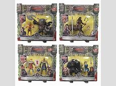 Narnia Prince Caspian Deluxe Wave 1 Action Figure Case