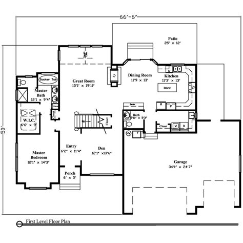 house plans single 100 one home designs one ranch house plans