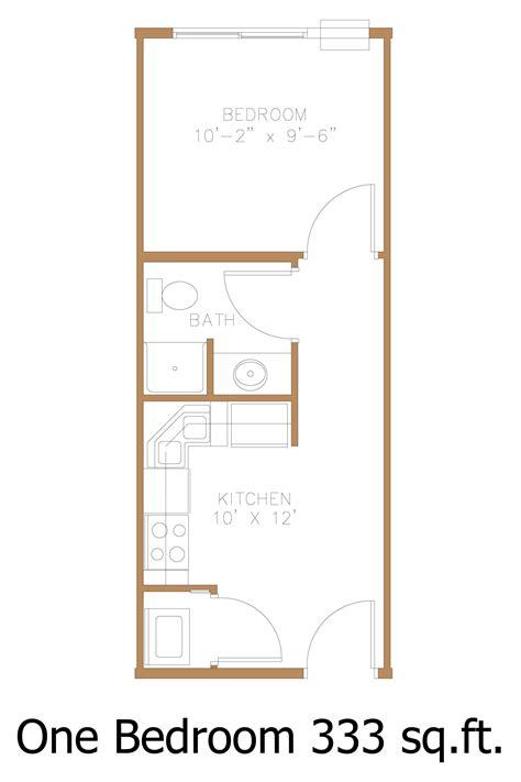 one bedroom floor plan hawley mn apartment floor plans great properties llc