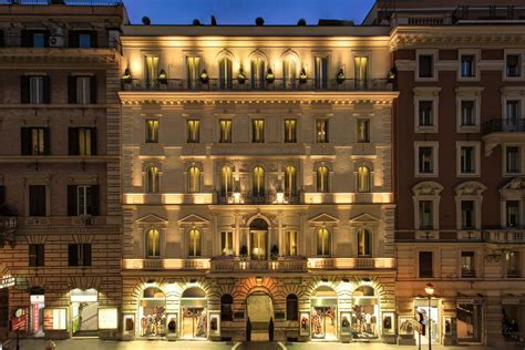 hotel roma in hotel artemide rome italy booking