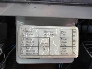 Nissan 1400 Bakkie Fuse Box Diagram