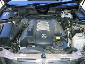 2001 Mercedes-benz E-class - Pictures