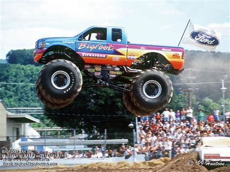bigfoot monster truck driver 76 best images about monster trucks on pinterest monster