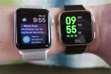fitbit versa review the non apple that s worth your time macworld