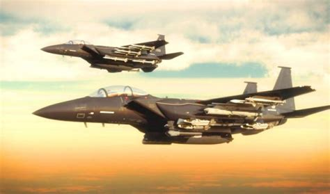 The military has been using this fighter jet since the '70s, and it still outmaneuvers the competition. Israel looking at Advanced F15 with more range, new electronics, sensors and double the weapons ...