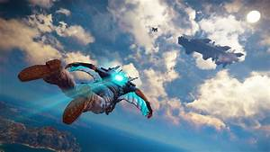 Just Cause 3 add-on Sky Fortress comes with a deadly new
