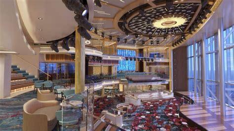 first inside carnival cruise line s mardi gras