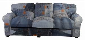 ugly sofas picasilly With red denim sectional sofa