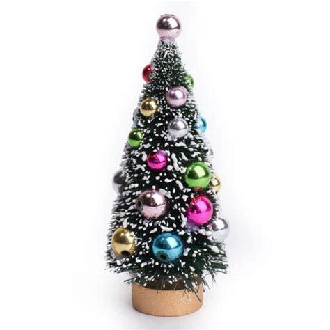 Mini Christmas Tree Craft Myideasbedroomcom