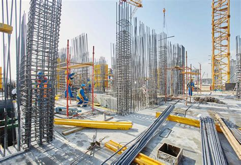 Gcc Working On 23,000 Construction Projects Worth .4tn