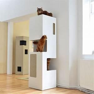 Verrückte Möbel Shop : die besten 25 katzenkratzbaum ideen auf pinterest von katzen gekratzte m bel katzen kratzer ~ Markanthonyermac.com Haus und Dekorationen