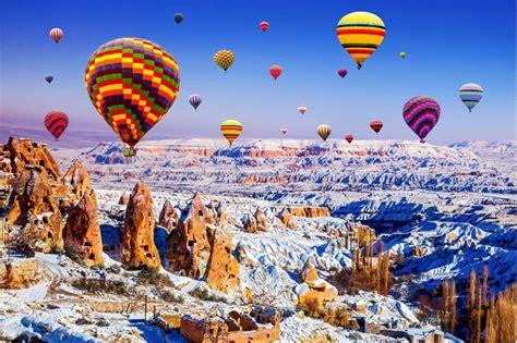 Visita a Capadocia: tierra mágica de texturas y colores de ...