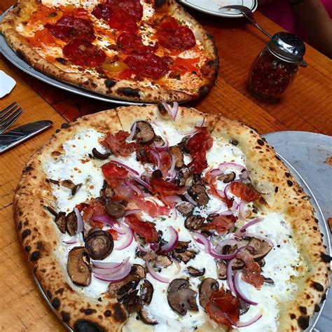 cuisine sacel pizza from the legendary roberta s in nyc food