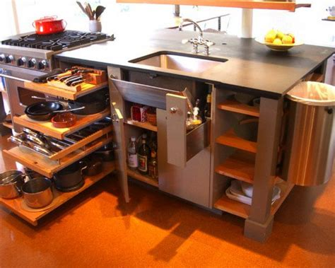 20 Insanely Smart Diy Kitchen Storage Ideas